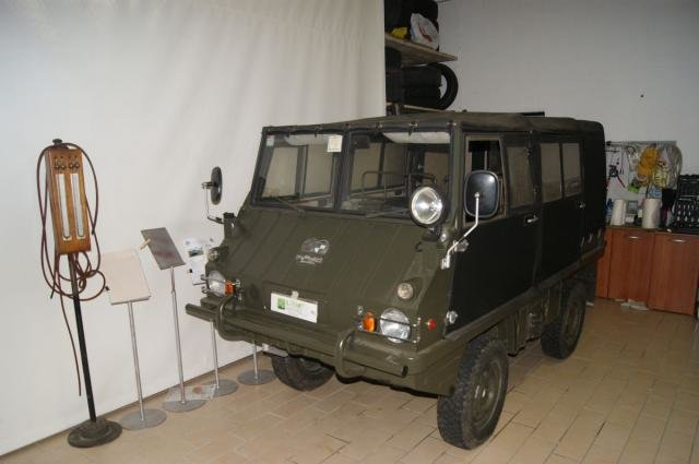 1971 STEYR PUCH 700 For Sale (picture 1 of 6)