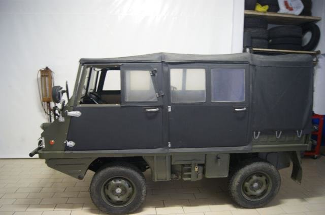 1971 STEYR PUCH 700 For Sale (picture 2 of 6)