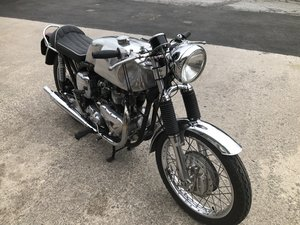 1968 TRITON 650cc WIDELINE RARE 5sp GEARBOX (project) For Sale