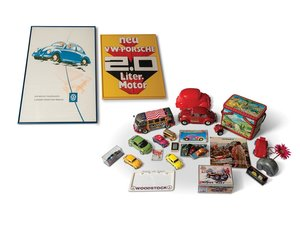 Volkswagen Beetle and Microbus Collectibles For Sale by Auction