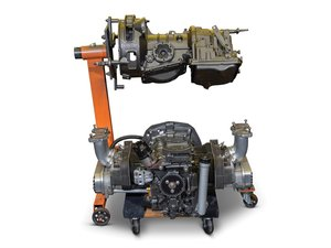 Volkswagen Engine and Transmission For Sale by Auction