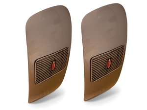 Porsche 356 Rear Deck Lid Privacy Partitions and Decorative  For Sale by Auction