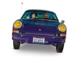 Porsche 911 Front End Display
