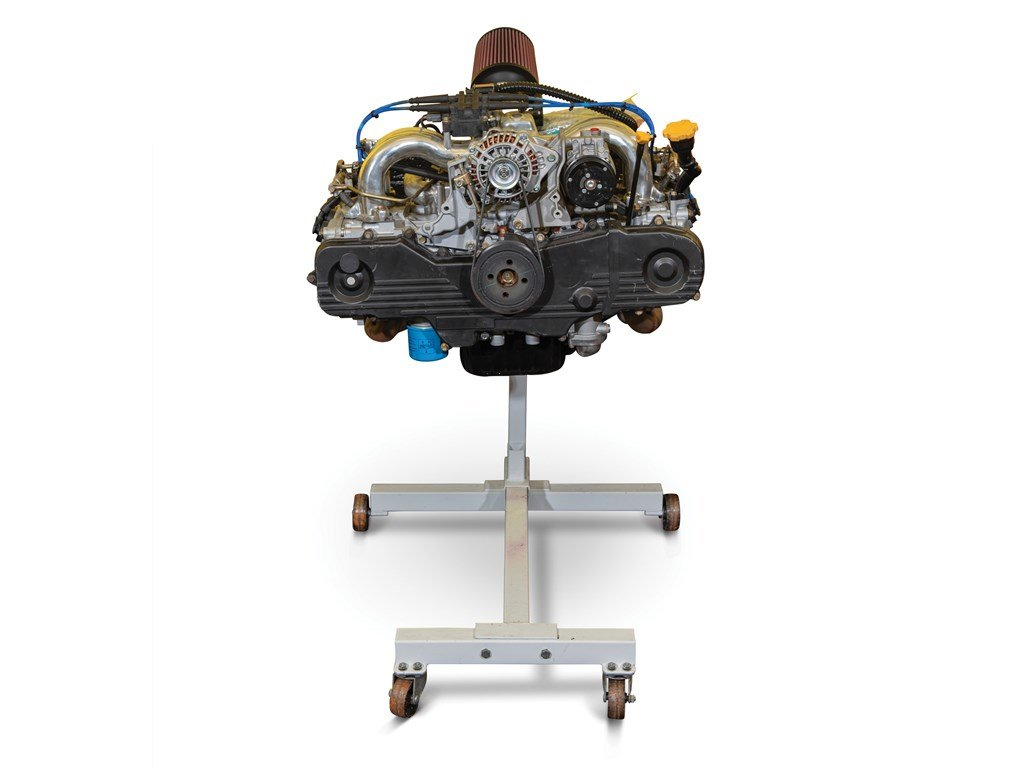 Subaru EJ25 Engine For Sale by Auction (picture 1 of 2)