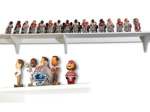 Ohio State Buckeyes Bobble Heads and Collectibles For Sale by Auction
