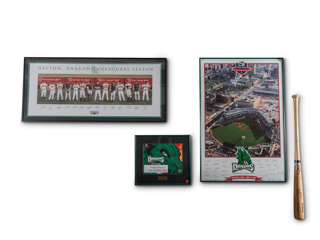 Dayton Dragons Collectibles For Sale by Auction (picture 1 of 6)