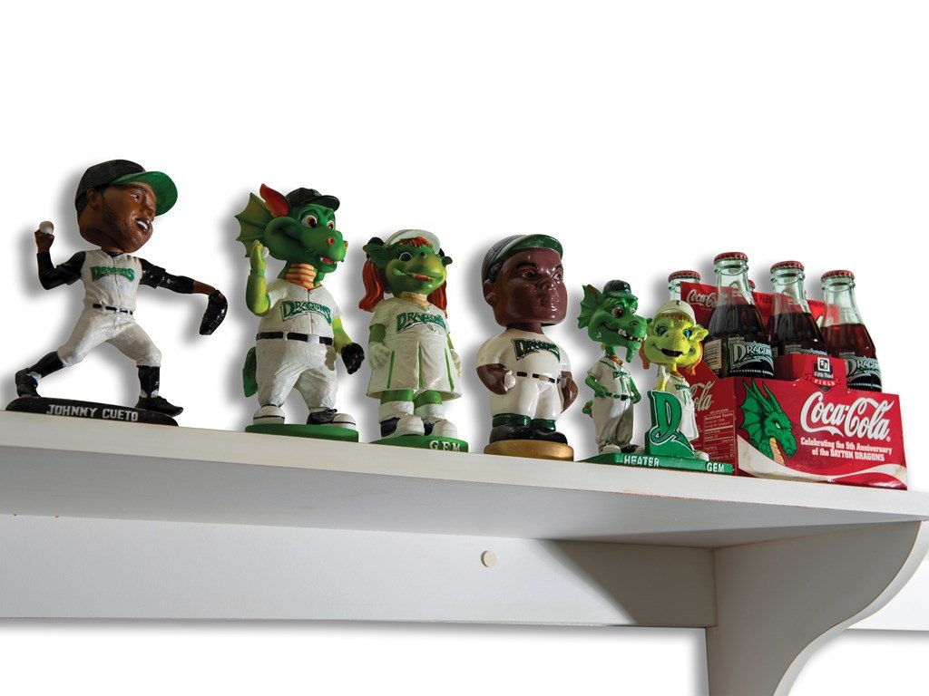 Dayton Dragons Collectibles For Sale by Auction (picture 3 of 6)