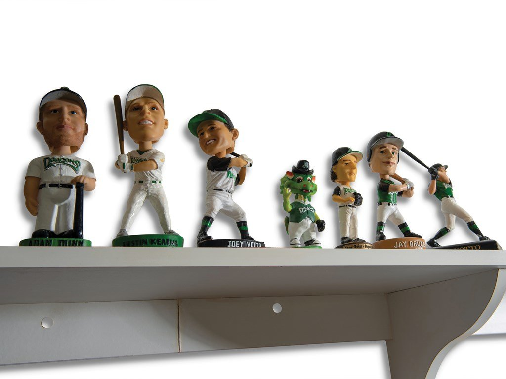 Dayton Dragons Collectibles For Sale by Auction (picture 6 of 6)