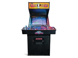 NBA Jam Arcade Game by Midway For Sale by Auction