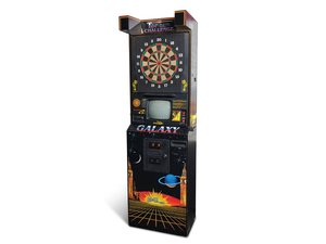 Galaxy Electronic Dart Board by Arachnid For Sale by Auction