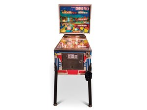 Grand Prix Pinball Machine by Williams For Sale by Auction