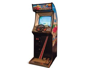 Out Run Arcade Game by SEGA For Sale by Auction