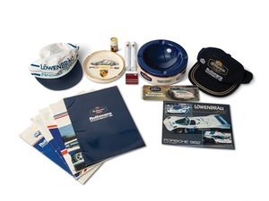 Rothmans, Lwenbru, and Porsche Tobacciana For Sale by Auction