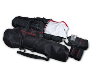 Porsche Golf Bags and Accessories For Sale by Auction