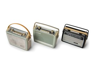 Three Travel Radios For Sale by Auction