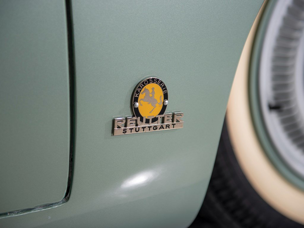 Porsche 356 Passenger Side Display For Sale by Auction (picture 2 of 3)