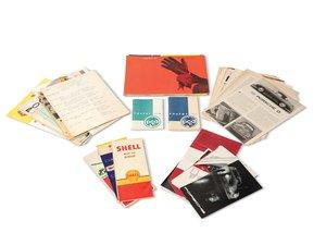Porsche 356 Vintage Literature For Sale by Auction