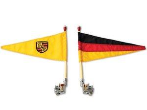Porsche Window Flags For Sale by Auction