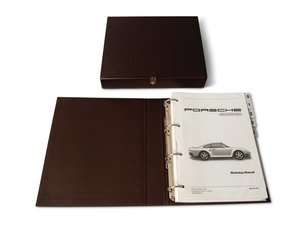 Porsche 959 Workshop Manual with Box, 1987