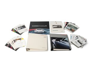 Porsche Sales Literature Highlighted by Porsche Heritage Sel For Sale by Auction
