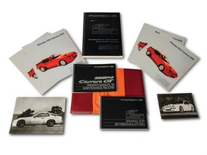 Porsche 924 Carrera GTS Owners Manual, Service Manual, Broch For Sale by Auction