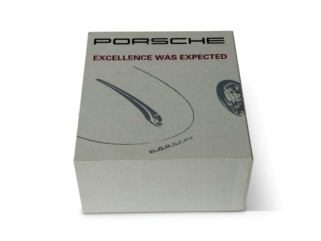 Porsche Excellence Was Expected by Karl Ludvigsen, Three-Vol For Sale by Auction (picture 2 of 3)