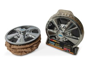 Cragar SS 14-Inch Wheel Covers For Sale by Auction