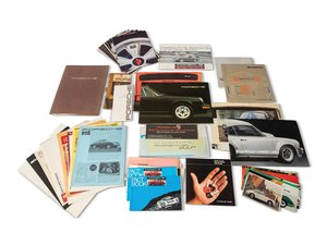 Porsche 911 Literature and Advertising For Sale by Auction