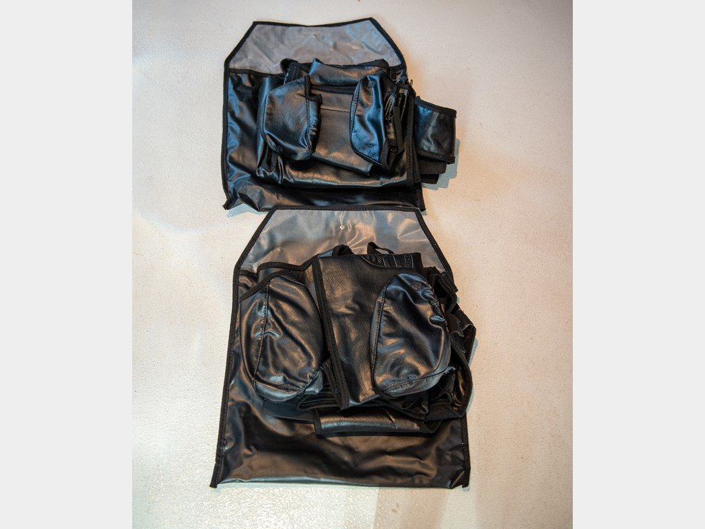 Pair of Porsche Factory Protective Bras For Sale by Auction (picture 1 of 1)
