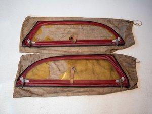 Porsche 356 Speedster Original Side Windows For Sale by Auction