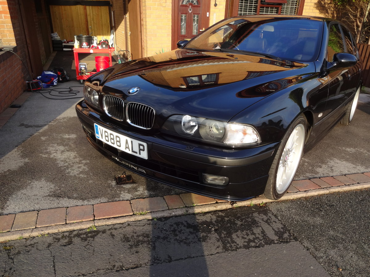 2000 BMW E39 Alpina B10V8 For Sale (picture 1 of 6)