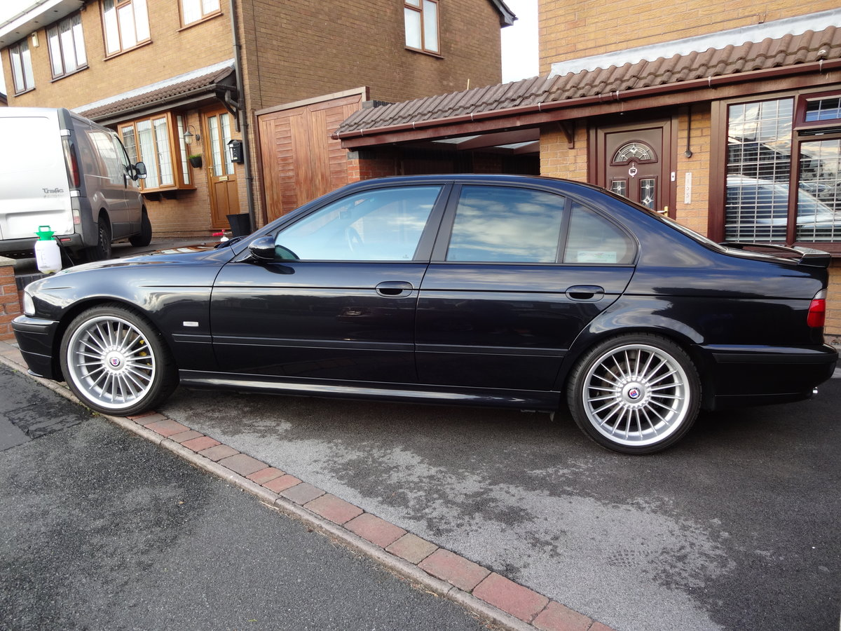 2000 BMW E39 Alpina B10V8 For Sale (picture 2 of 6)