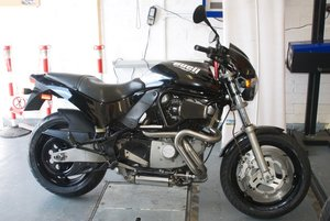 2001 BUELL M2 CYCLONE PART EXCHANGE CHEAPER WINTER BIKE For Sale