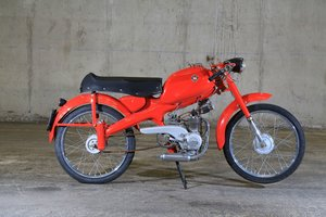 1961 Motom 48 Sport  No reserve      For Sale by Auction