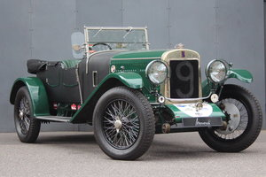 1927 Bean 16/80 HP Super Sports RHD