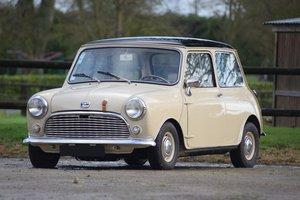 1966 Austin Mini Mk I De Luxe  No reserve For Sale by Auction