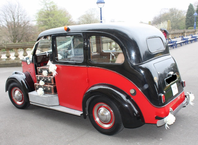 1957 BEARDMORE TAXI VERY RARE For Sale (picture 2 of 4)