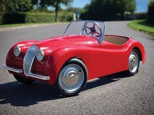 Jaguar XK 120 Childrens Car For Sale by Auction