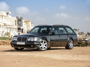 1993 Mercedes-Benz E36 AMG  For Sale by Auction