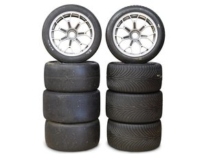 Ferrari 458 GT3 Wheels and Tyres For Sale by Auction