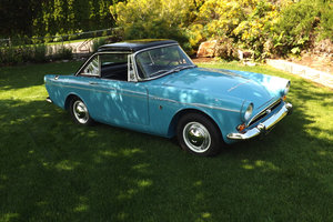 1965 Sunbeam Tiger Preproduction Prototype Rare Restored $ob For Sale