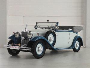 1932 Steyr 30 S Luxus-Cabriolet Karosserie Austro
