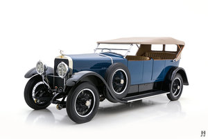 1928 Hispano-Suiza T49 Tourer