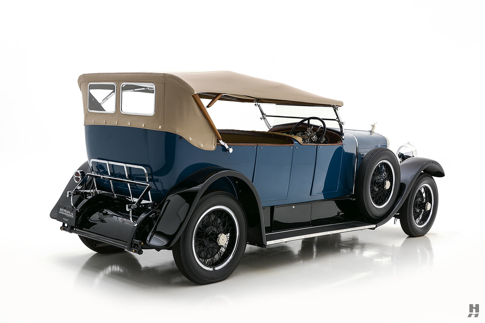 1928 Hispano-Suiza T49 Tourer For Sale (picture 2 of 6)