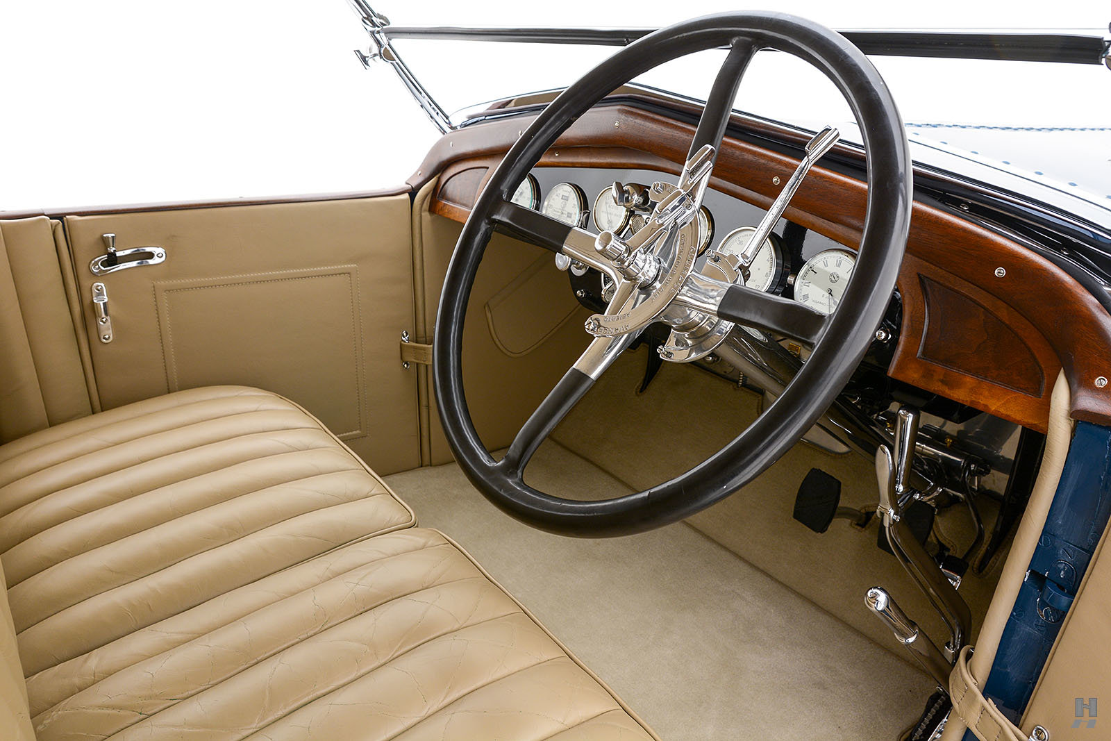 1928 Hispano-Suiza T49 Tourer For Sale (picture 5 of 6)