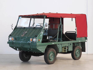 1968 Steyr-Puch 700 AP/4 Haflinger
