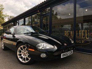2002 Jaguar XKR 4L Coupe 35k miles For Sale