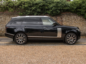 2014 Land Rover  Range Rover  Autobiography 4.4 SDV8 LWB For Sale