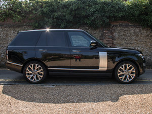 2019 Land Rover  Range Rover  Autobiography 5.0 Supercharged SOLD