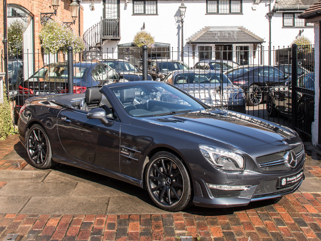 2012 Mercedes-Benz SL65 AMG V12 BiTurbo SOLD | Car And Classic